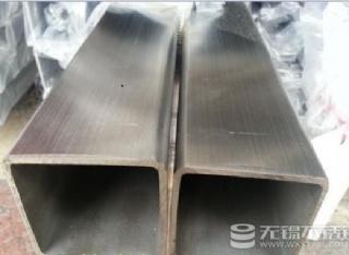 304不锈钢装饰管矩形管