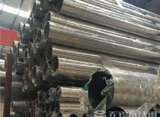 304不锈钢装饰管圆管