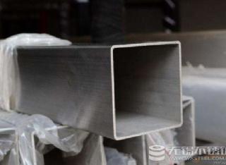 304不锈钢方管