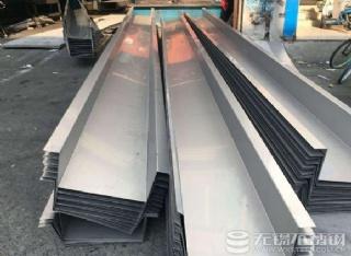 304不锈钢天沟加工