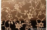 不锈钢蚀刻板的加工工艺流程